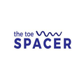 thetoespacer logo