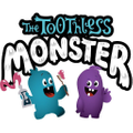 The Toothless Monster Logo