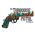 The Turquoise Pistol Boutique Logo
