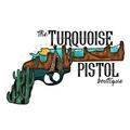 The Turquoise Pistol Logo