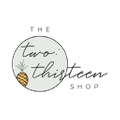 The Two Thirteen Shop Logo