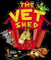 The Vet Shed Logo