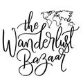 The Wanderlust Bazaar logo