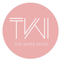 The White Invite Logo