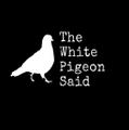 The White Pigeon Said Australia Logo