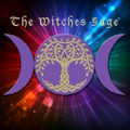 The Witches Sage Logo