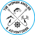 The Woman Angler & Adventurer Logo