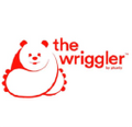 The Wriggler by Pluxty Logo