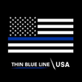 Thin Blue Line USA Logo