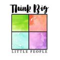 Think Big Little People Logo