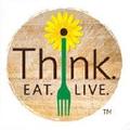 Think.Eat.Live. Logo