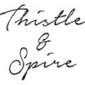 Thistle and Spire Logo
