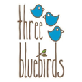 Three Bluebirds Logo