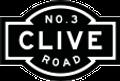 No. 3 Clive Road Logo