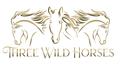 Three Wild Horses logo