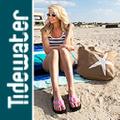 Tidewater Sandals Logo