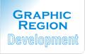 Graphic Region Development Logo