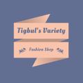 Tigbul's Variety Fashion Shop Logo