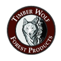 Timber Wolf Forest Products Logo