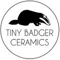 Tiny Badger Ceramics Logo