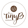 tiny B chocolate Logo