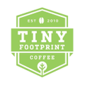 Tiny Footprint Coffee Logo