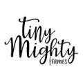 Tiny Mighty Frames Logo