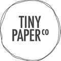 Tiny Paper Co. Logo