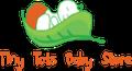 Tiny Tots Baby Store Logo