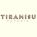 Tiramisu Paperie Logo