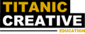 Titanic Creative Education logo