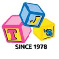 TJ's The Kiddies Store Canada Logo