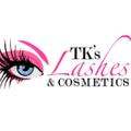 TK's Lashes HQ Logo