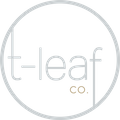 T-Leaf Collections Logo