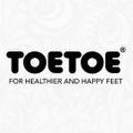 Toe socks Logo