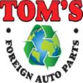 Tom's Foreign Auto Parts Logo
