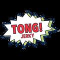 Tong Jerky Logo