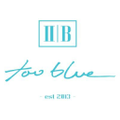 Too Blue Boutique logo