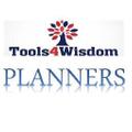 Planners by Tools4Wisdom.com USA Logo