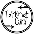 Top Knot Girl Logo