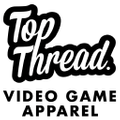 Top Thread Video Game Clothing Logo