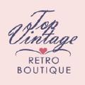 TopVintage Vintage & Retro Boutique online Logo