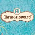 Torie & Howard Logo
