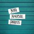 Total Football Analysis Magazine Logo