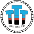 Totally Thomas Town Logo