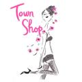 Town Shop Logo