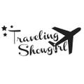 Traveling Showgirl Logo