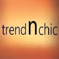 trendNchic V Fashion Logo