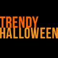 Trendy Halloween Logo