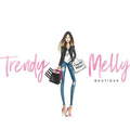 Trendy Melly Boutique Logo